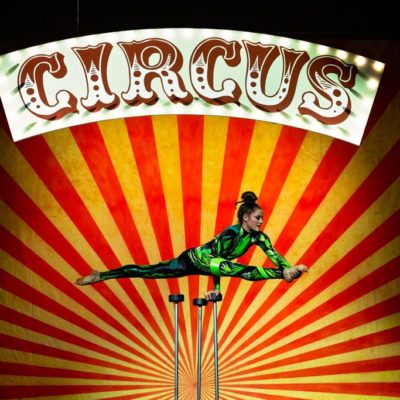 The Bigg Topp Show Vancouver Circus Troupe
