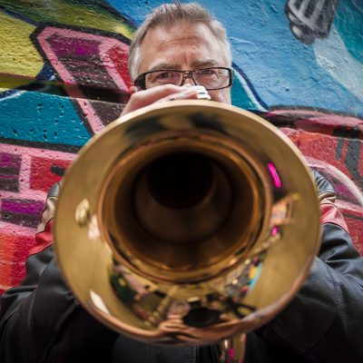 Al Guraliuk vancouver Trumpet Player