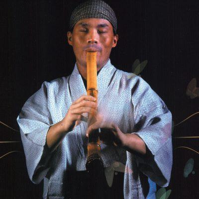 Alcvin Ramos Vancouver Japanese Flute Player
