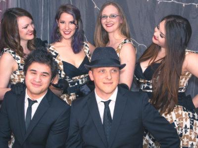 ny B Vancouver Jazz Band