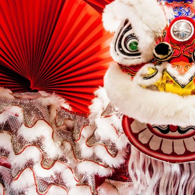 Chinese Lion Dance Vancouver