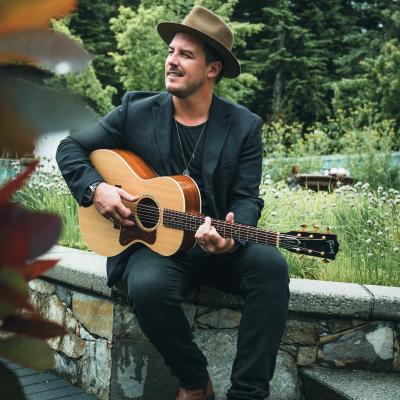 Colin Bullock Vancouver Singer/Guitarist
