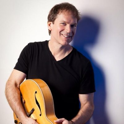 Daryl Jahnke Vancouver Jazz Guitarist