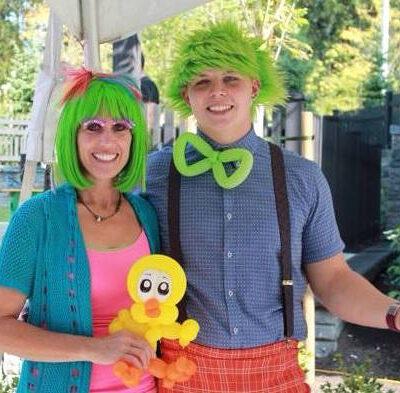 Go Bonkers Vancouver Balloon Sculptures