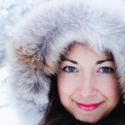 Janelle Nadeau Vancouver Christmas Harpist