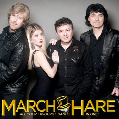 March Hare Vancouver Tribute Band
