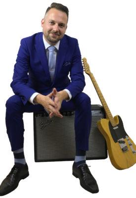 Paul Filek Vancouver Singer Guitarist
