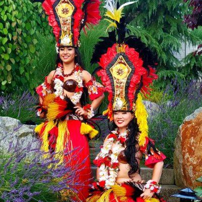 Paul Latta Polynesian Dancers Vancouver