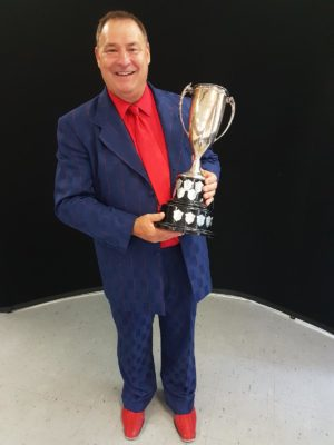 Rod Boss Vancouver Magician