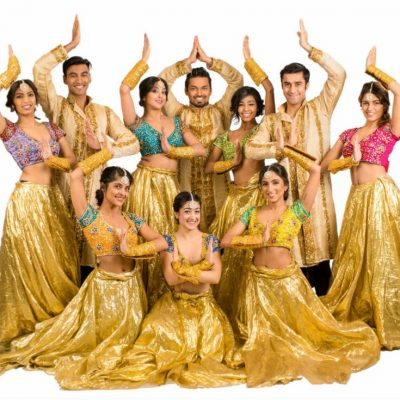Shiamak Bollywood Dancers Vancouver