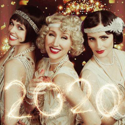 Speakeasy Sweeties Vancouver Vintage Trio