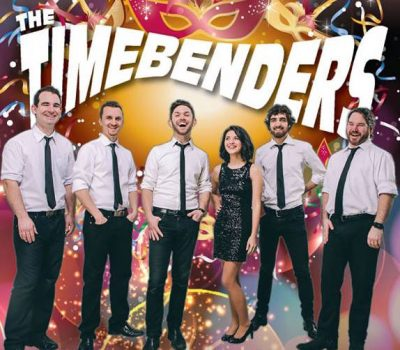 Th eTimebenders vancouver Show Party Band