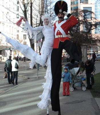 Vancouver Christmas Stil Walkers