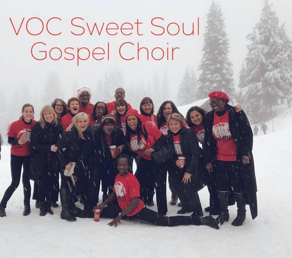 VOC Vancouver Gospel Choir