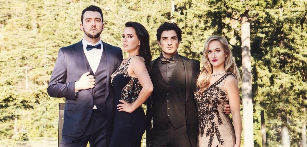 Vivace Vancouver Pop Opera Quartet