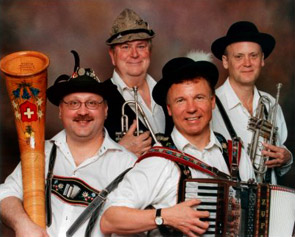 Th eAlpiners Vancouver German Band