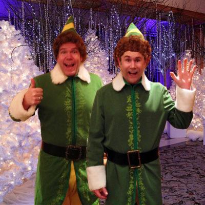 Buddy The Elf Vancouver Christmas Character