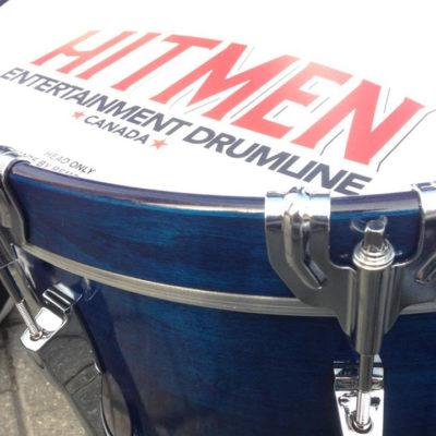 The Hitmen Vancouver Drumline