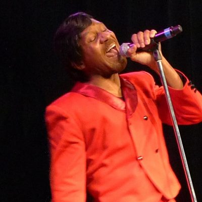RnB icons Vancouver Showband