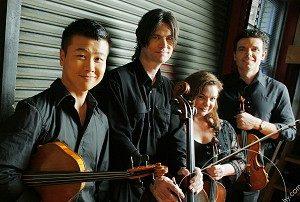 Armadillo String Quartet Vancouver