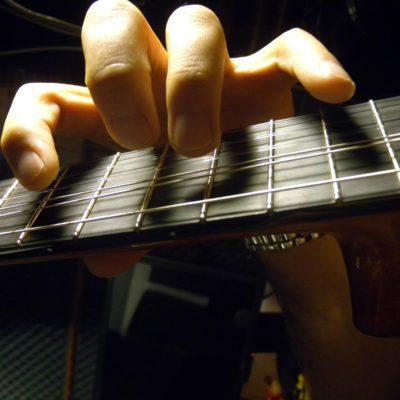 Dave Martone Vancouver Latin Jazz Guitarist