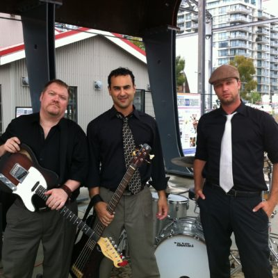 Uno Mas Vancouver Soul Jazz Trio