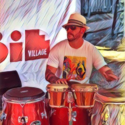 Myles Bigelow Vancouver DJ Percussionist