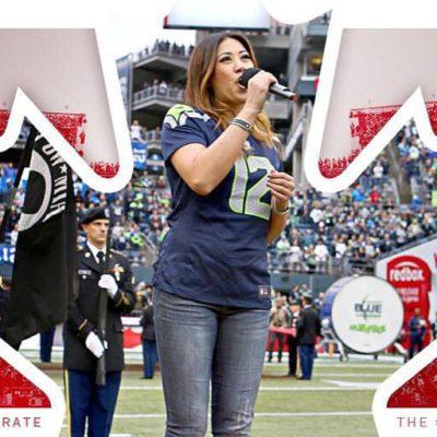 Marie Hui National Anthem Singer Vancouver