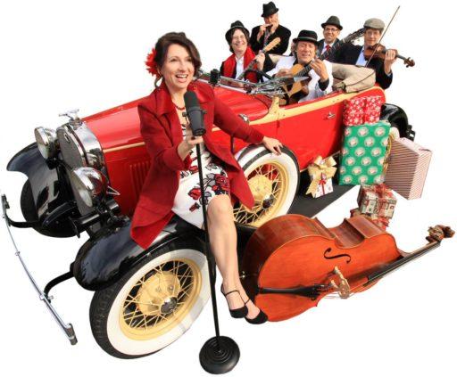 Van Django Vancouver Gypsy Swing