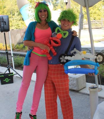 GoBonkers Vancouver Balloon Artists