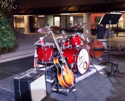 The Scott Roberston Jazz Trio Vancouver