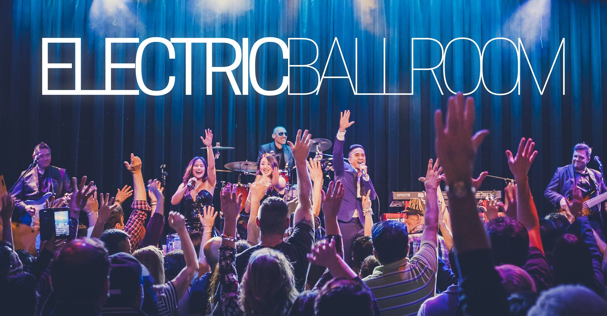 The Electric Ballroom Vancouver Party Band