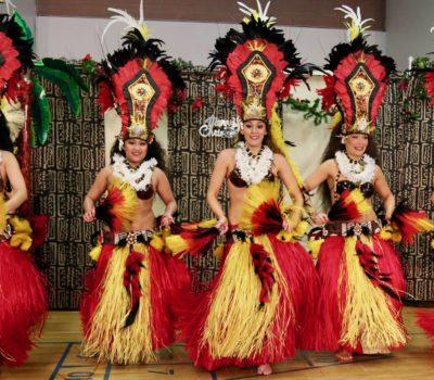 Paul Latta Polynesian Danc