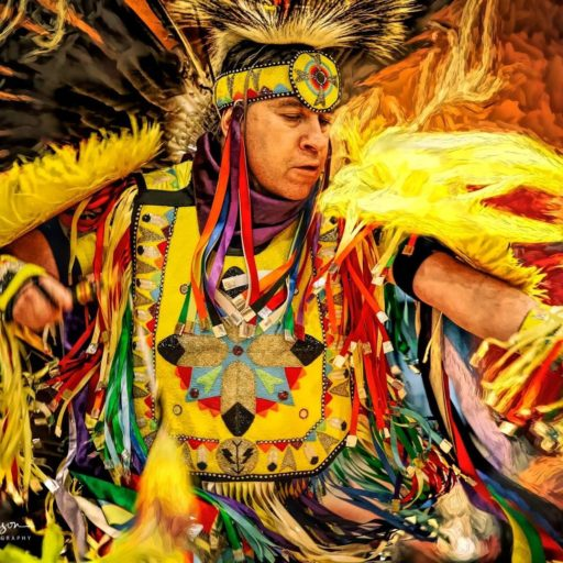 White Thunder First Nations Dance Vancouver