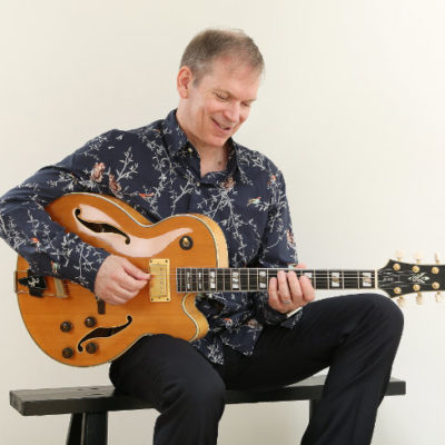 Daryl Janke Vancouver Jazz Guitarist
