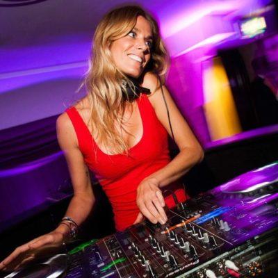 Vancouver DJ Nathalie Morel GirlOnWax