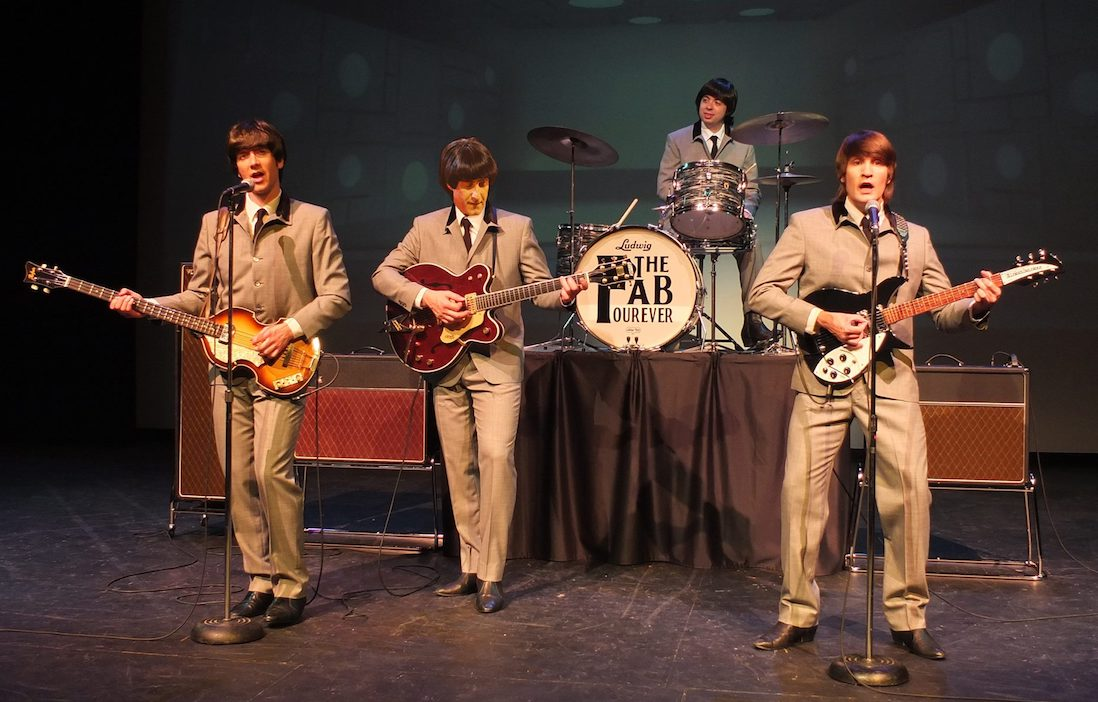 The Fab Fourever Vancouver Beatles Tribute