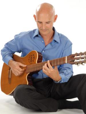 Howie Abel Vancouver Guitarist
