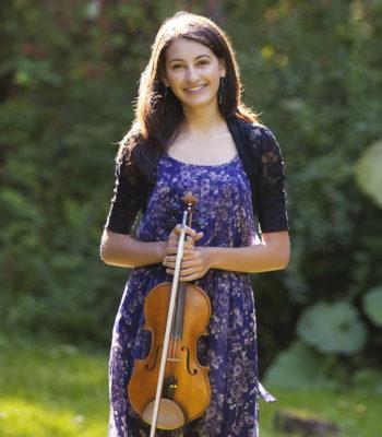 Jocelyn Pettit Vancouver Fiddler