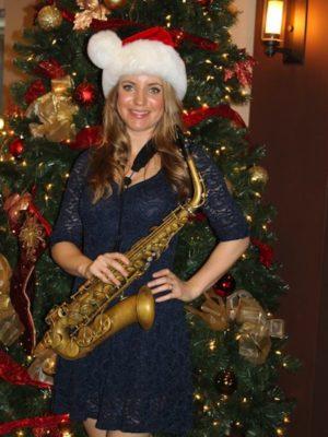 Karla Sax Vancouver Christmas Music