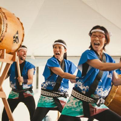 Katari Taiko Vancouver Japanese Drum Troupe