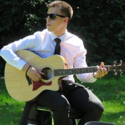 Lenny Pallerstein Vancouver Guitarist
