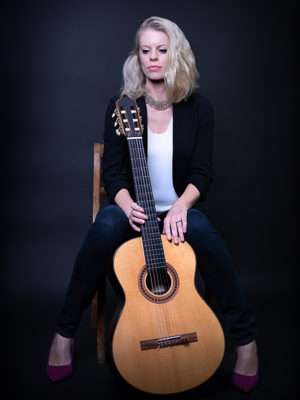 Louise Southwood Vancouver Classical Guitarist