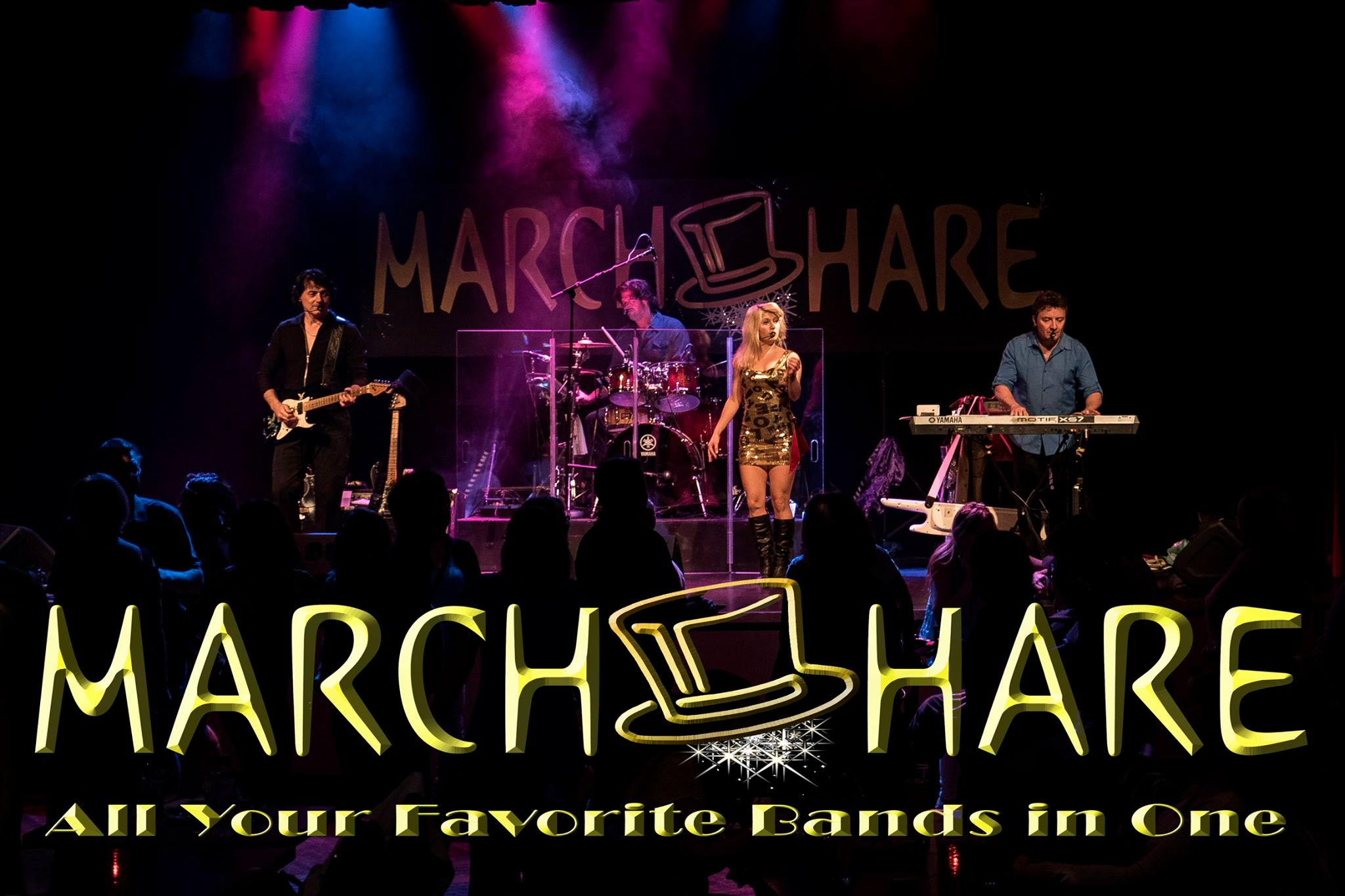 March Hare Vancouver Party Band