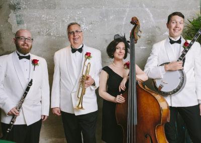 The Gatsby Strutters Jazz Band Vancouve