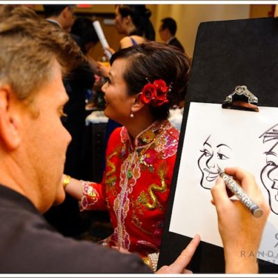 Ted Couling Vancouver Caricaturist
