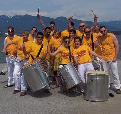 Bang The Drum Vancouver Conference Opener