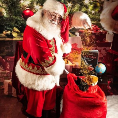 Vancouver Santa Claus
