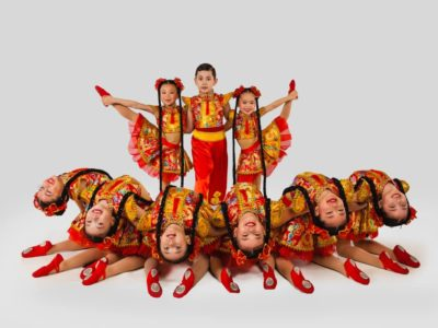 Strathcona Chinese Dance Company Vancouver
