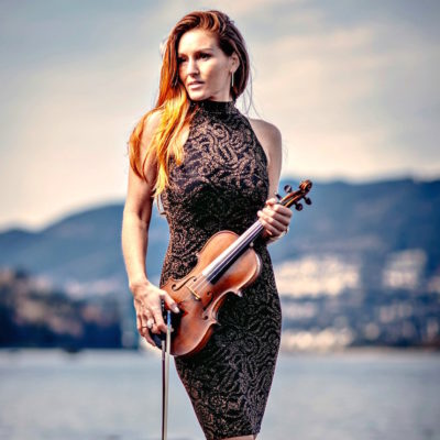 Suzka Vancouver Contemorary Violinist